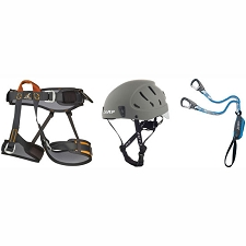 Camp Kit Ferrata Kinetic Rewind