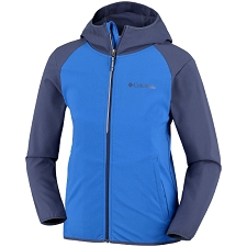 Columbia Heather Canyon Softshell Jr