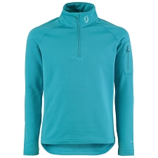 Scott Jersey 1/2 Zip JR Defined Light