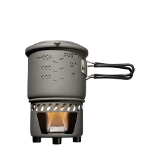 Esbit Solid Fuel Cookset 585ml