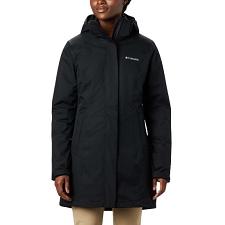 Columbia Salcantay Long Hooded Interch Jacket W