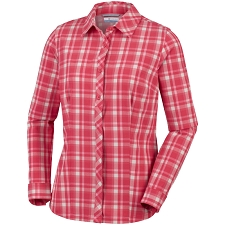Columbia Saturday Trail Plaid Ls Shirt W
