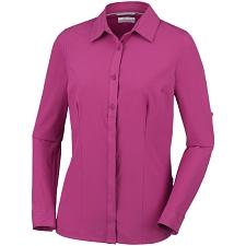 Columbia Saturday Trail Stretch LS Shirt W