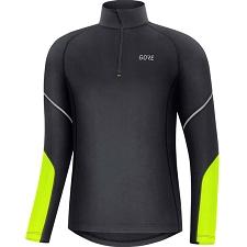 Gore Mid Ls Zip Shirt