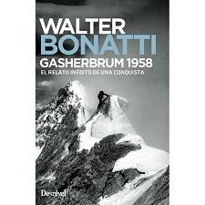 Ed. Desnivel Gasherbrum 1958. Relato inédito de una conquista