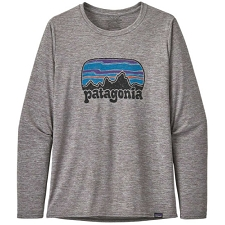 Patagonia Long-Sleeved Capilene® Cool Daily Graphic Shirt W
