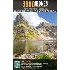 Ed. Alpina 3000 Ibones Pirineos 1:25000