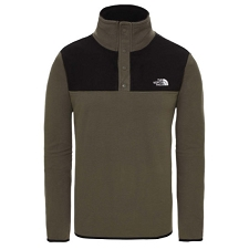 The North Face Tka Glacier Snap-Neck PO