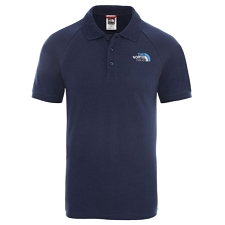 The North Face Raglan Jersey Polo