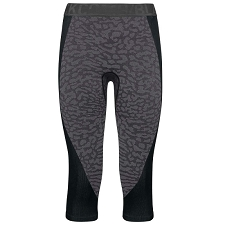 Odlo BlackComb 3/4 Baselayer Pants W