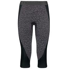 Odlo BlackComb 3/4 Baselayer Pants W