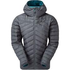 Mountain Equipment Earthrise Hooded Jacket W