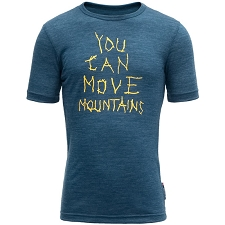 Devold Moving Mountain Kid Tee
