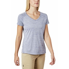 Columbia Zero Rules SS Shirt W