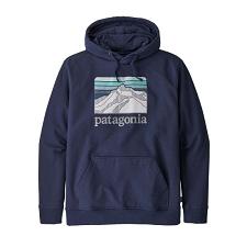 Patagonia Line Logo Ridge Uprisal Hoody