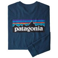 Patagonia P-6 Logo Responsibili LS Tee