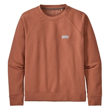 Patagonia Pastel P-6 Label Org Crew Sweat W