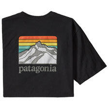 Patagonia Mine Logo Ridge Pocket Responsibili Tee