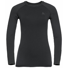Odlo Performance Warm Eco Long Sleeve Baselayer Top W