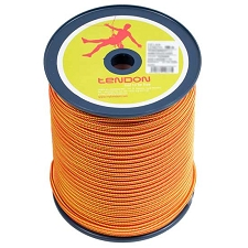 Tendon REEP 6 mm rojo (por metros)