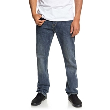 Quiksilver Sequel Medium Blue Denim