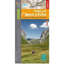 Ed. Alpina Carpeta Ansó-Echo 1:25000