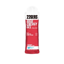 226ers High Energy Gel 60ml Caffeine Cherry