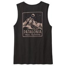 Patagonia Ridgeline Runner Organic Muscle Tee W
