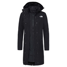 The North Face Recycled Suzanna Triclimate Parka W