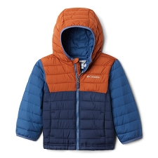 Columbia Powder Lite Hooded Boys