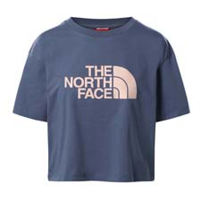 The North Face Cropped Easy Tee W