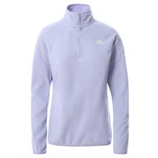 The North Face 100 Glacier 1/4 Zip W