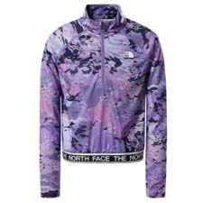 The North Face Reactor ½ Zip Sweater Girl