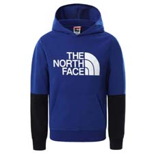 The North Face Drew Peak Light Hoodie Youth