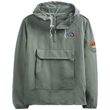 The North Face Printed Class V Fanorak