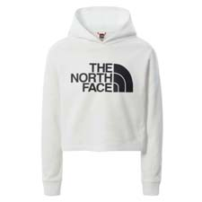 The North Face Drew Peak Cropped Hoodie Girl