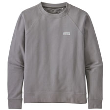 Patagonia Pastel P-6 Label Organic Crew Sweatshirt W