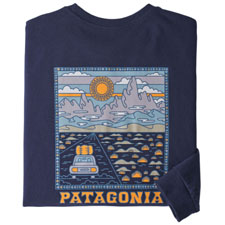 Patagonia Long-Sleeved Summit Road Responsibili-Tee