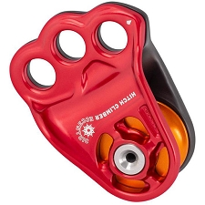 Dmm Hitch Climber Eccentric Red