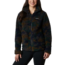 Columbia Winter Pass Sherpa Fz W