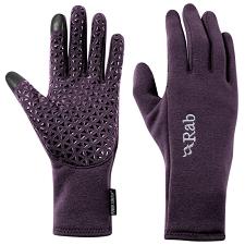 Rab Power Stretch Contact Grip Glove W