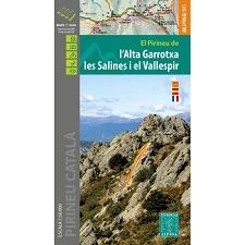 Ed. Alpina L'Alta Garrotxa, Les Salines y el Valles