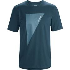 Arc'teryx Arc'postrophe Word SS T-Shirt