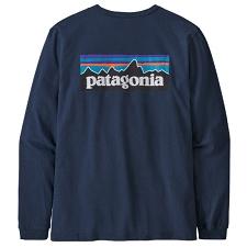 Patagonia Ws Ls P-6 Logo Resp-T