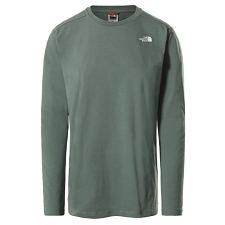 The North Face W L/S Simple Dome Tee-Eu