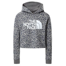 The North Face Drew Peak Cropped PO Hoodie Girl