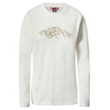 The North Face Graphic LS Tee W