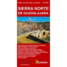 Ed. Calecha Sierra Norte de Guadalajara