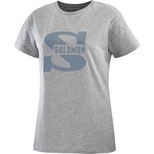 Salomon Outlife Big Logo Tee W