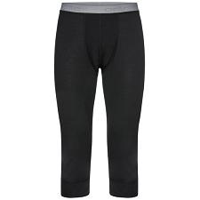 Odlo Natural 100% Merino Warm 3/4 Base Layer Pants